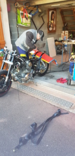 Rice-bobber virago 1000 by Nash 20200233