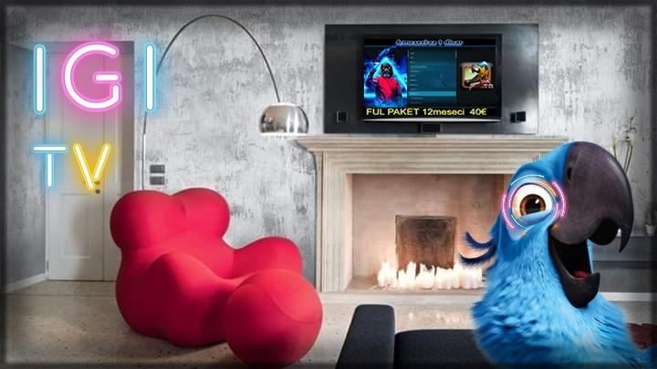 IGI TV  podrska