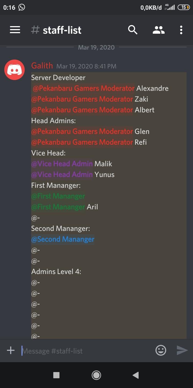 ERP: Staff List Screen18