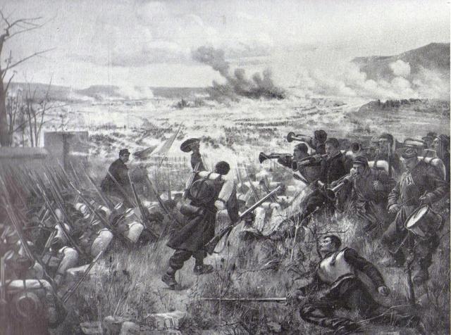 Guerre de 1870 Deux victoires françaises 1024px10