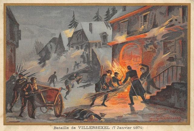 Guerre de 1870 Deux victoires françaises 1024px12