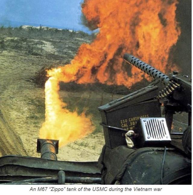 Lance-flammes B111