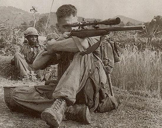 Les 10 plus grands Snipers de l'histoire Carlos10