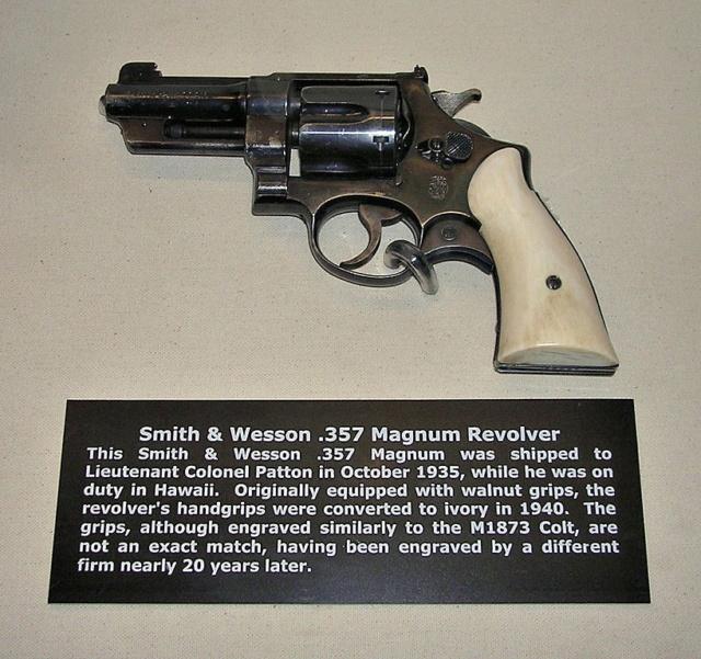 Le général Patton vous parle… Colt10