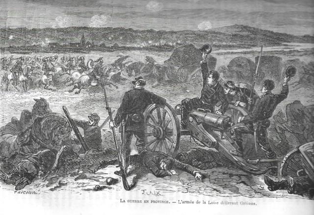 Guerre de 1870 Deux victoires françaises Coulmi11