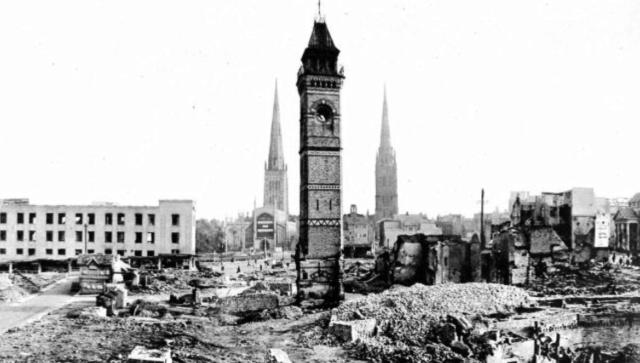 14 novembre 1940 : La « sonate au clair de lune » Covent10