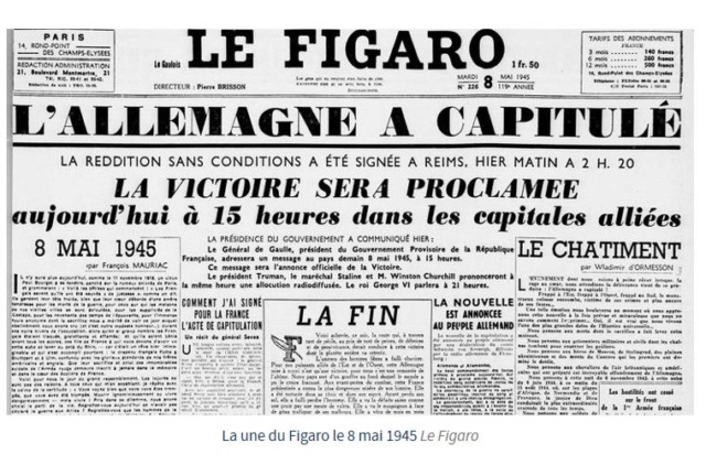 08 mai 1945 Figaro10