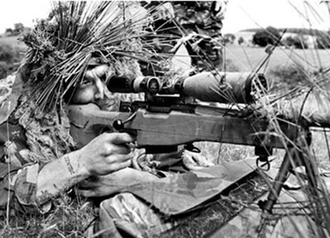 Les 10 plus grands Snipers de l'histoire Wihney10