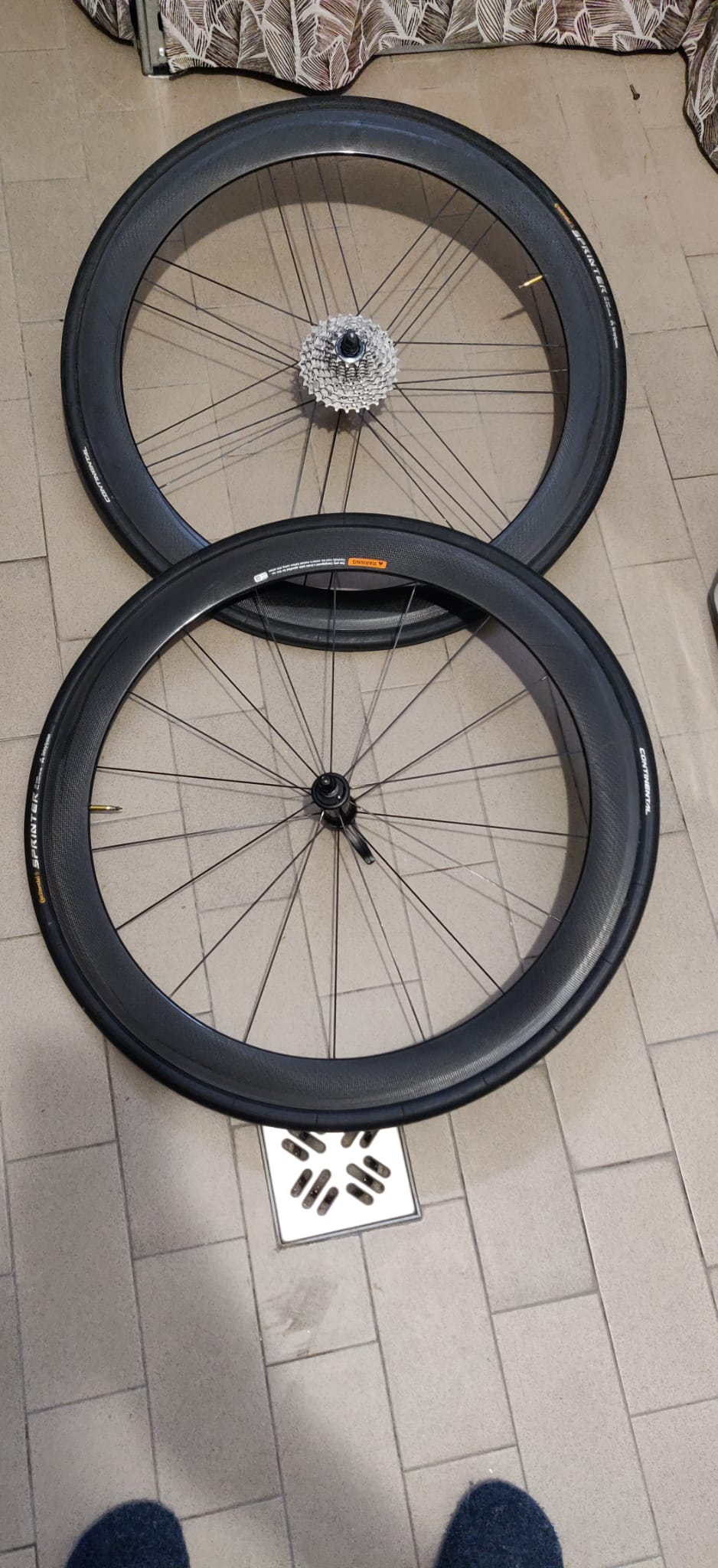 Ruote Campagnolo Bora One Ce333411
