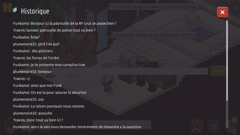 [P.N] Rapports Patrouille de Funkamsi 3a457410
