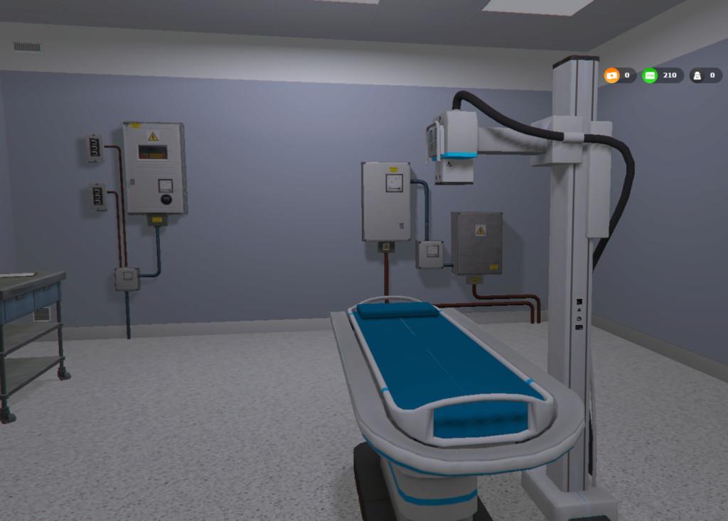 VISITA GUIADA POR EL HOSPITAL 510
