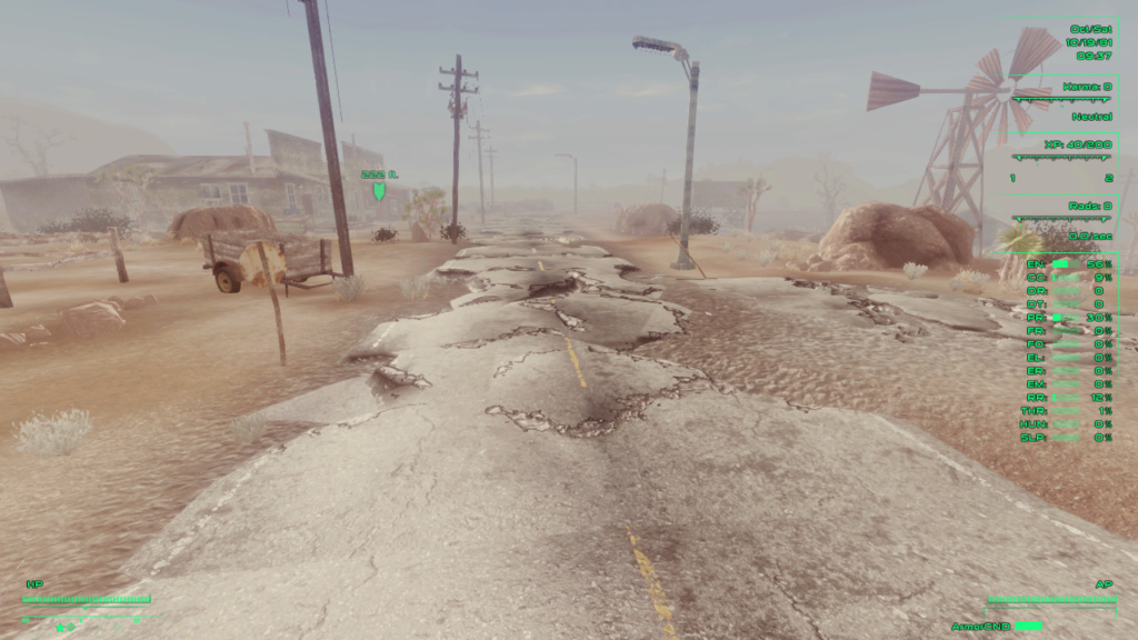 (Ugly) Roads of New Vegas Screen10