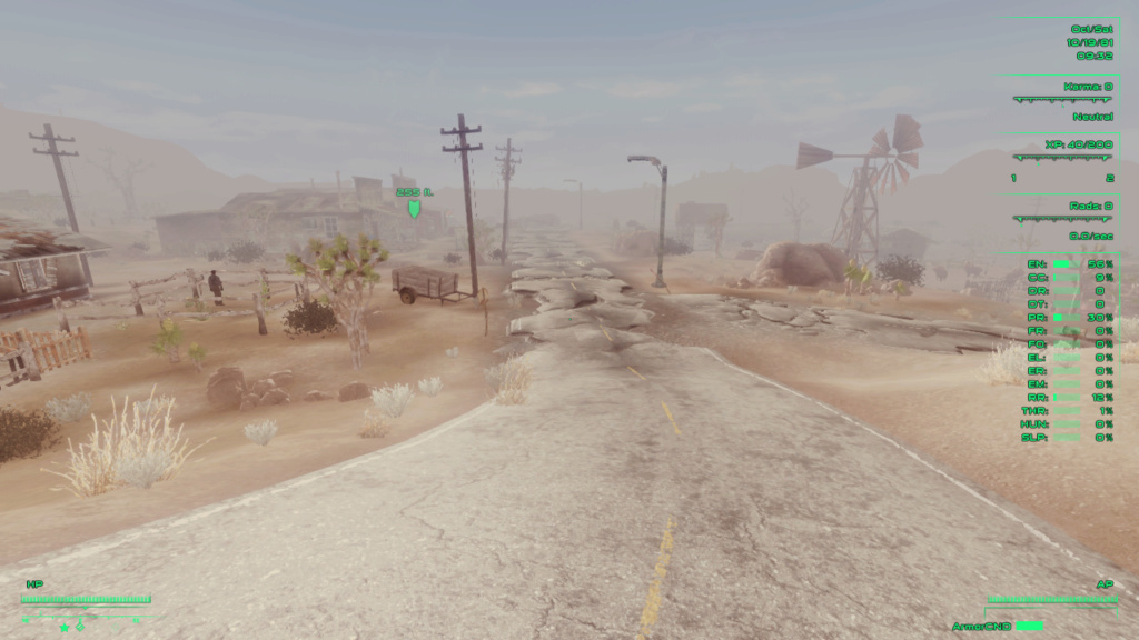(Ugly) Roads of New Vegas Screen11
