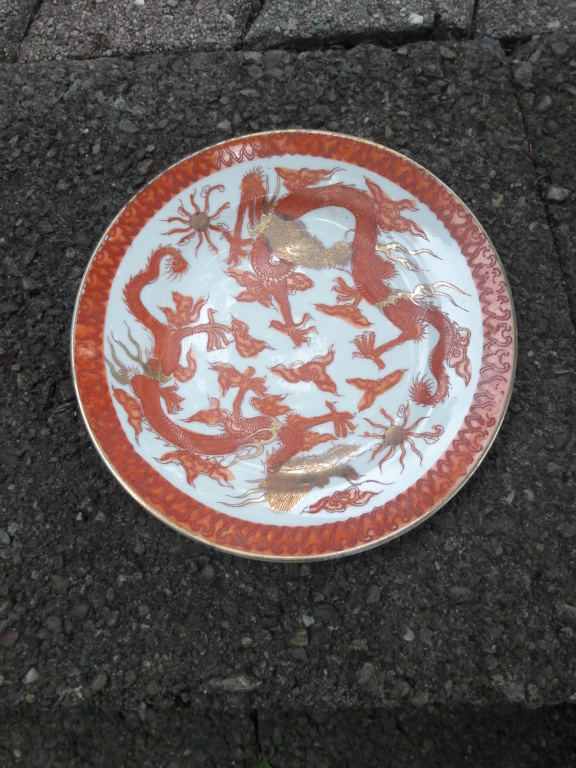 Small dragon plate 20200623