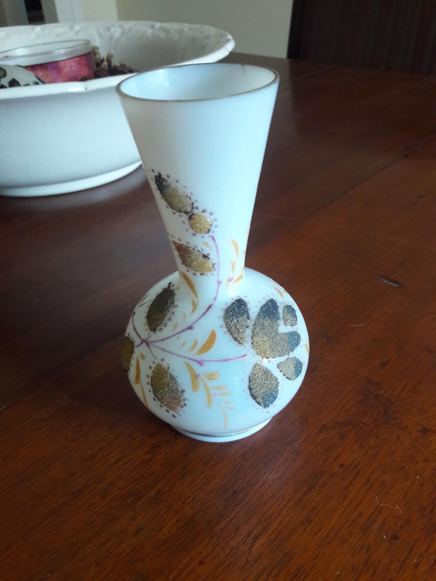 Small white vase 20200718