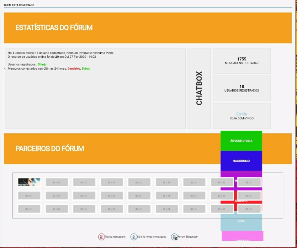 Área de estatísticas personalizada Whatsa10