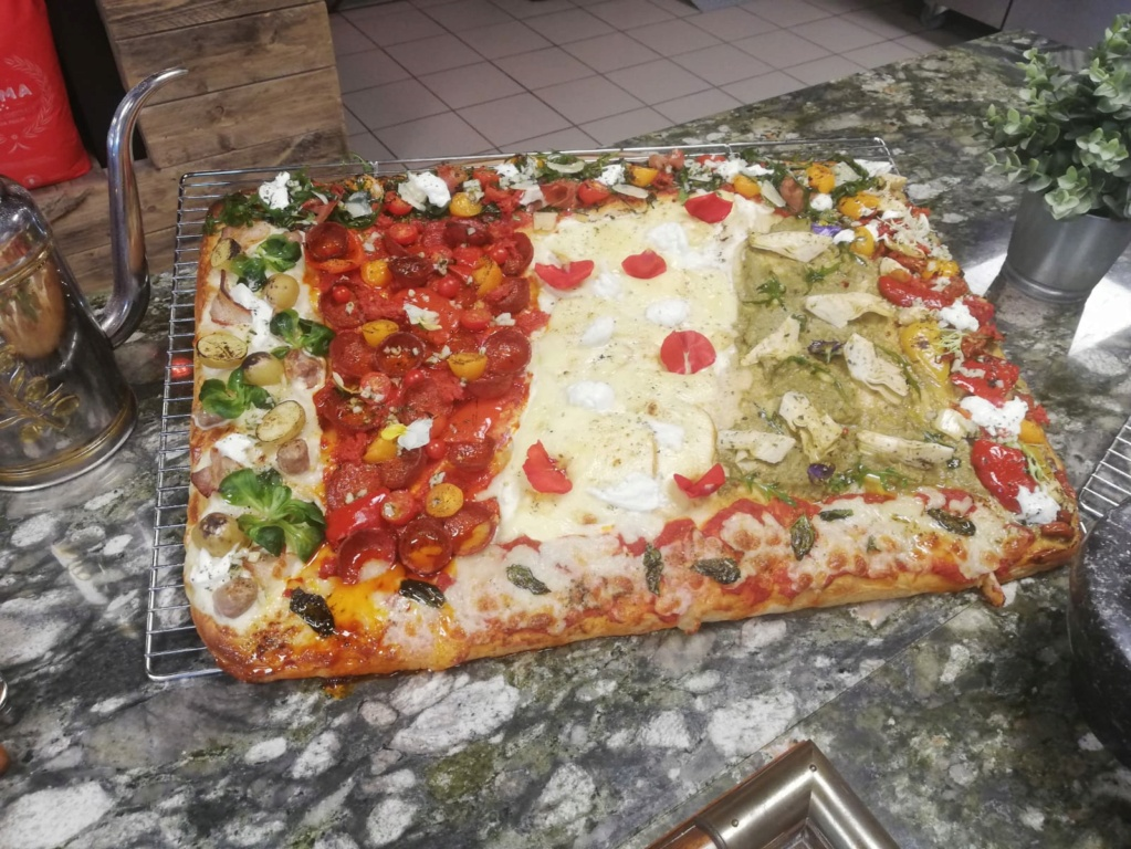 La pizza est un art Img-2011