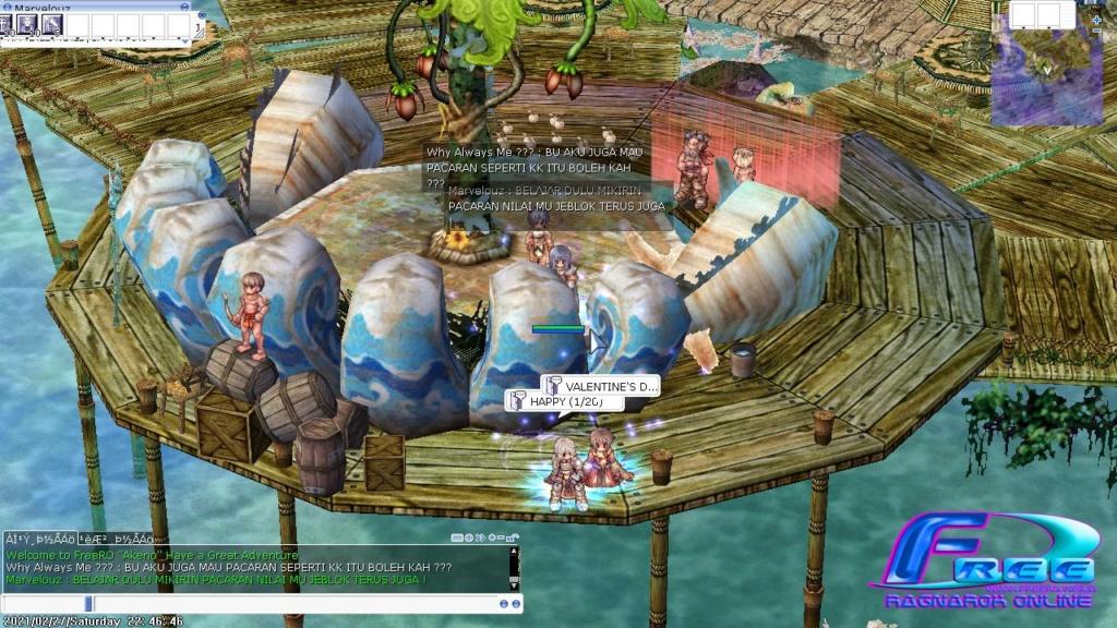 Event Screenshot Game Valentine 2021 Screen13