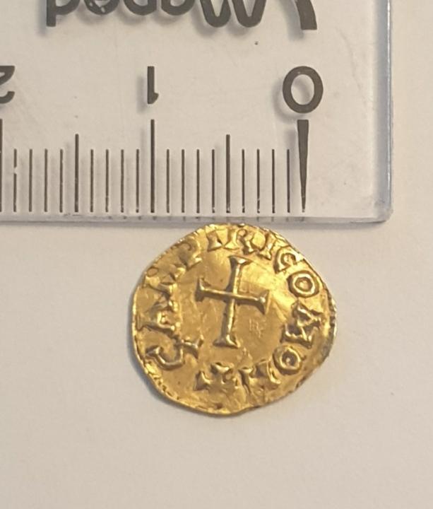 Trien méro d'Alleyrat (Elariaco) Corrèze (19), Landericvs monétaire ... Resize11