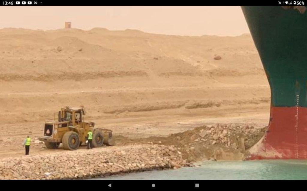 Suez Canal block March 2021 16167510