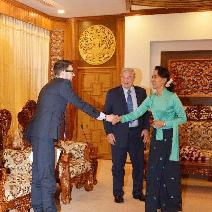 Internal conflict in Myanmar 3379e210