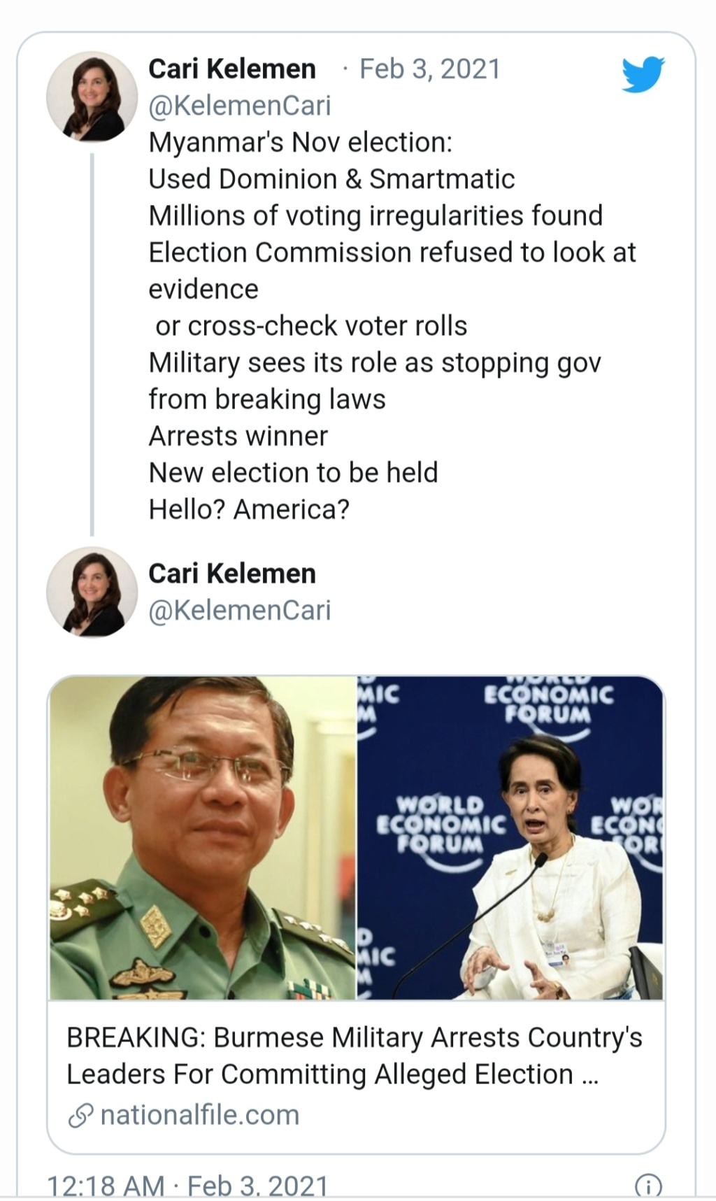 Internal conflict in Myanmar Screen25