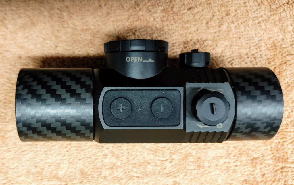 Sold: Nikon P-Tactical Superdot 2 MOA with Graphite Shades 20210410