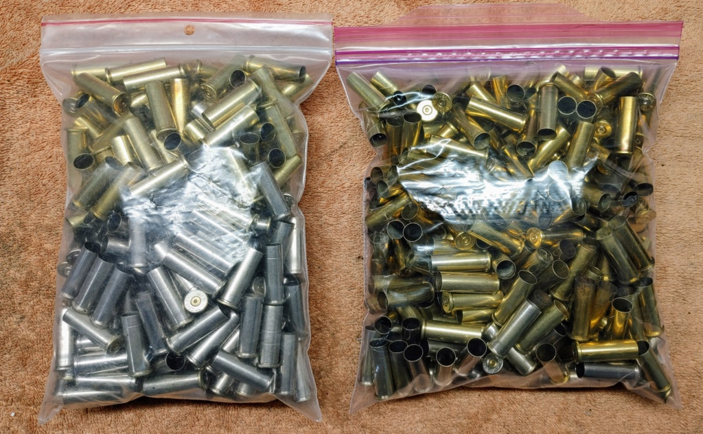 WTS: .38 Special mixed headstamps brass. About 480 cases. $40 plus shipping 20210513