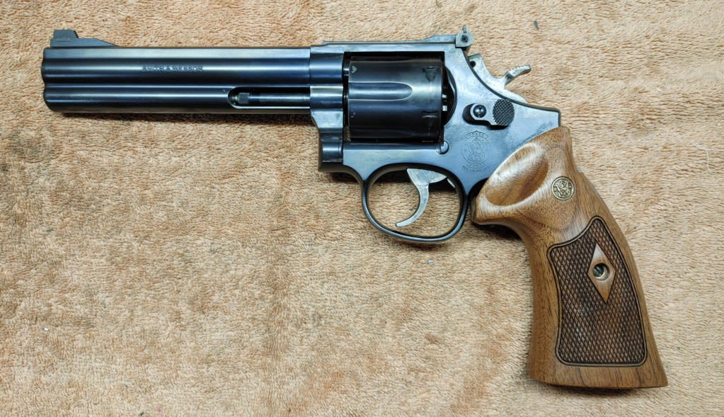 SOLD: S&W 586-3 $750 20210616
