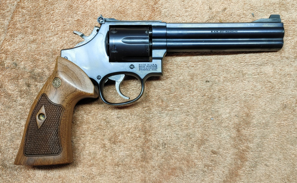 SOLD: S&W 586-3 $750 20210617