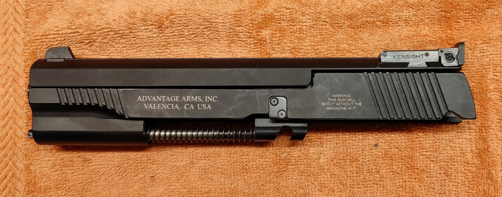 Sold: Advantage Arms Target 22 Conversion for 1911 20210910