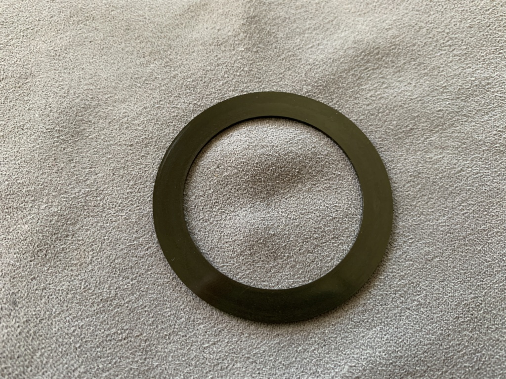 Rear Main Seal Leaking Img_0914