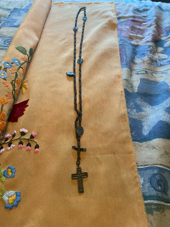 Rosario Servita con Crucifijo , S. XIX 11_ros10
