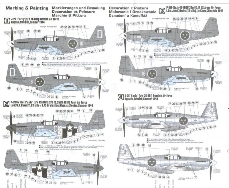 Multi-présentations MASTERCRAFT d avions au 1/72ème 1_04210
