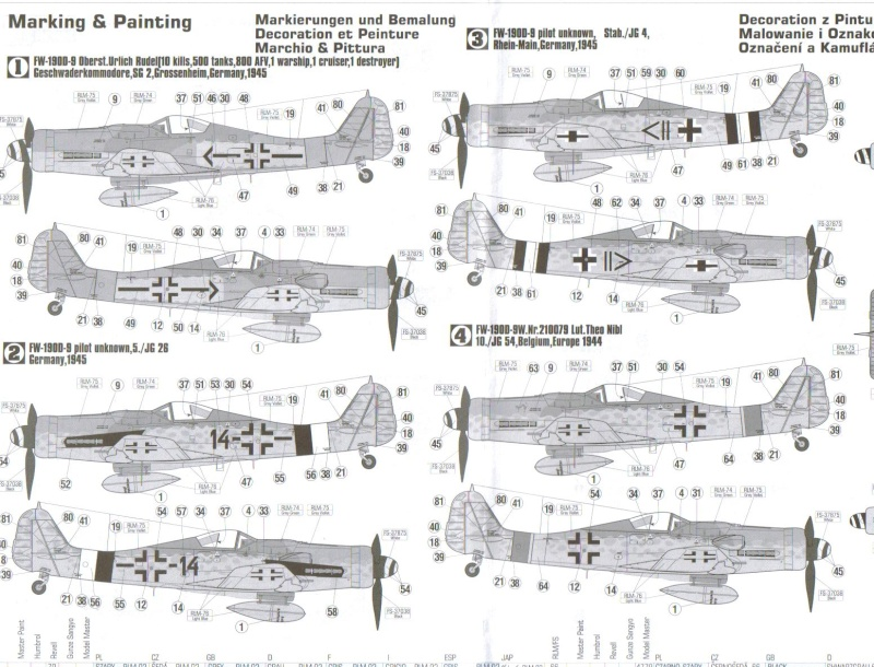 Multi-présentations MASTERCRAFT d avions au 1/72ème 1_04810