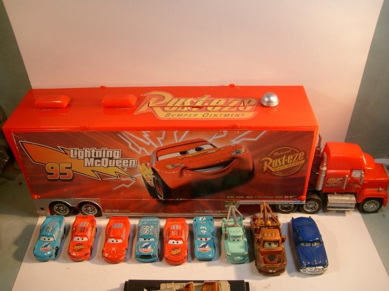 mes autres Cars 1 , 2 , 3 et Planes !!! toutes marques et matieres - Page 7 S7302630
