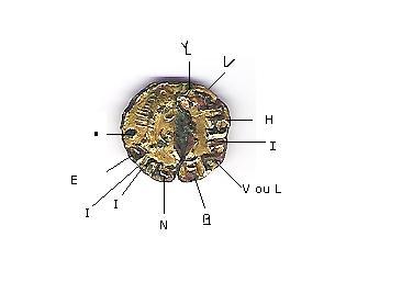 triens fourré de SESIMVS Vicus pour Domichisilus Leg_a10