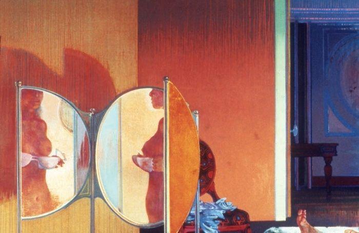 Bonnard, la peinture, la tonalité, la partie de cache-cache devant la cheminée. - Page 2 Leonar10