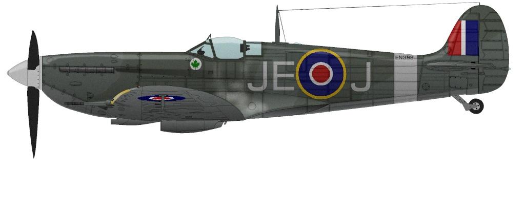 Supermarine Spitfire (plans détaillés...) - Page 2 Spitfi10