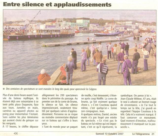 [AUTRES SUJETS DIVERS] LA CALYPSO - Page 2 0910