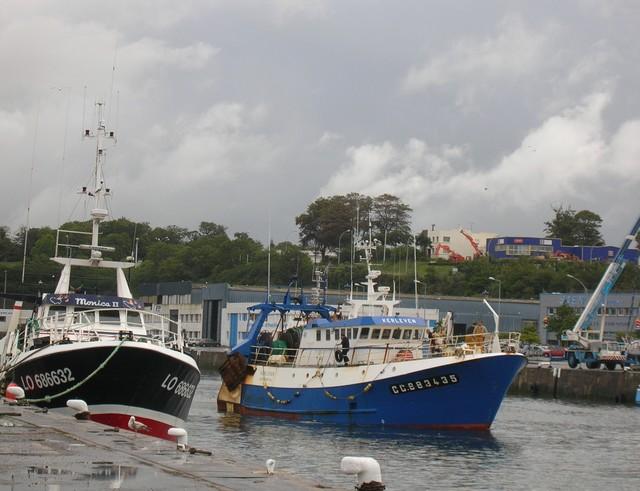 [VIE DES PORTS] Quelques bateaux de pêche (sur nos côtes Françaises) - Page 2 110