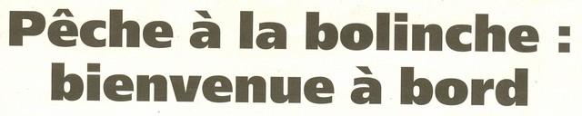 LA PECHE A LA BOLINCHE Numeri44