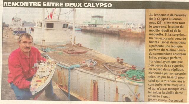 [AUTRES SUJETS DIVERS] LA CALYPSO - Page 2 Numeri60
