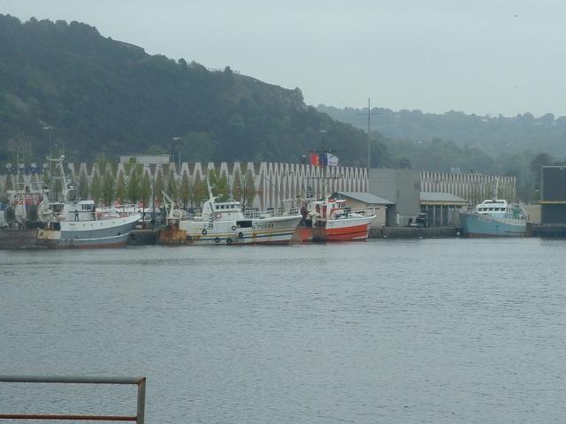 [Activité des ports hors Marine] LE PORT DE CHERBOURG - Page 5 Dscf0035