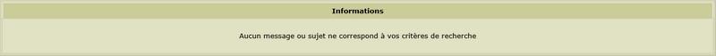 (1721) Aucun message ou sujet ne correspond à mes critères de recherche ! Sans_t15