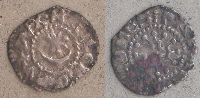 Obole de Raymond V, Toulouse Ramon10