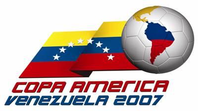 COPA AMERICA 2007 Logoco11