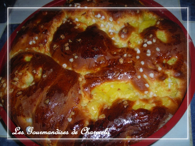 BRIOCHE - Brioche au yaourt Dscn4610
