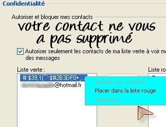 Astuces diverses pour MSN Notrem11