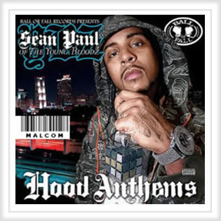 Sean Paul - Hood Anthems 2007 Frontm10